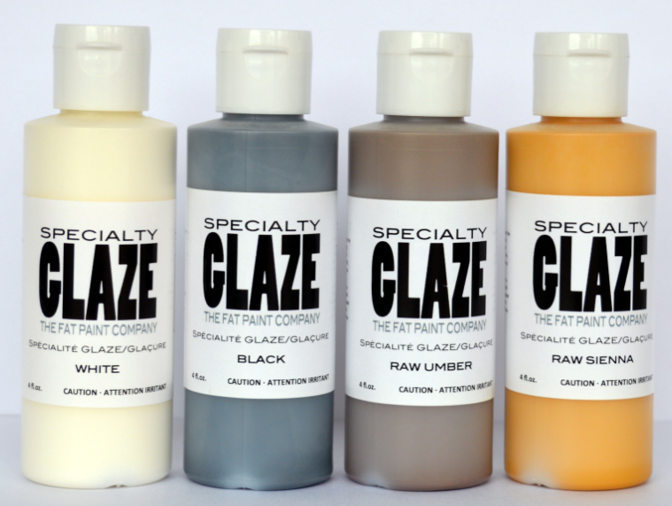 FAT SPECIALTY GLAZE