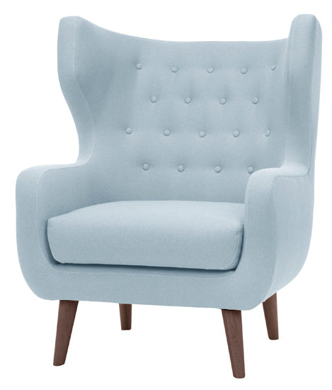 Valtere Chair - Caribbean Blue