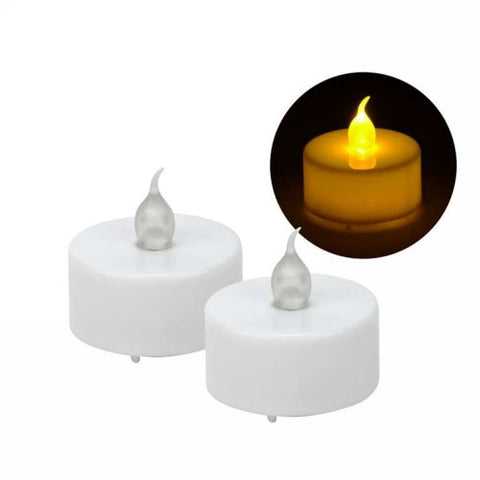 2 pack LED tealights