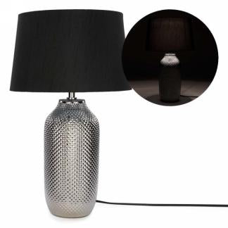 Black Lampshade Table Lamp