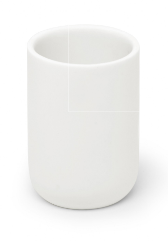 Junip tumbler - white
