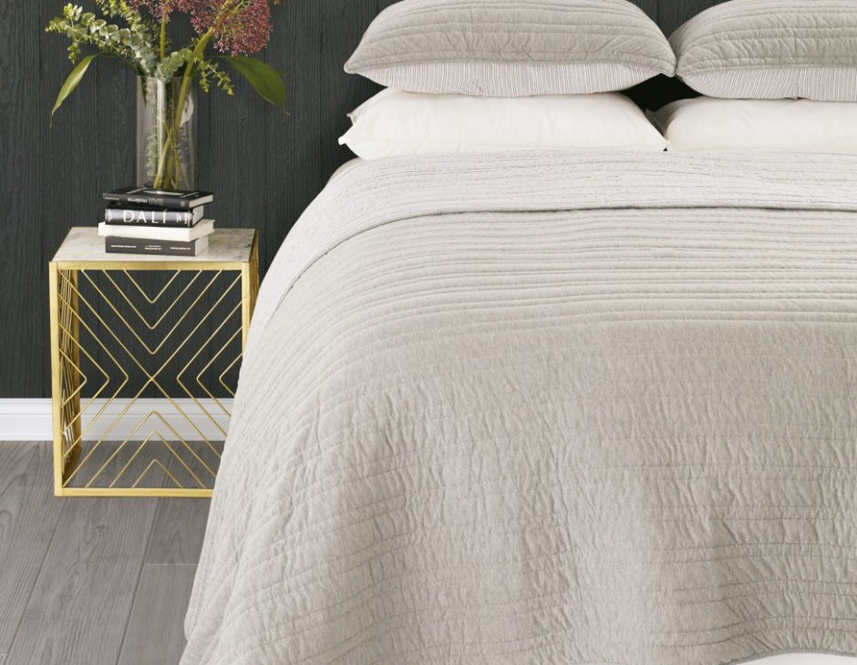 Justin reversible comforter collection