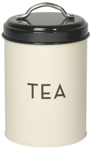 Tea & Coffee Tins - Madison Mackenzie Home
