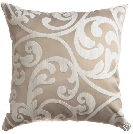 Mila Cushion Beige