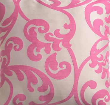 Mila Collection / Drapes • Flamingo Pink