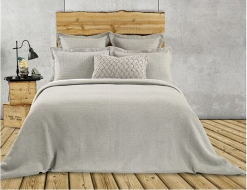 Rustic Jersey Quilted Bedding