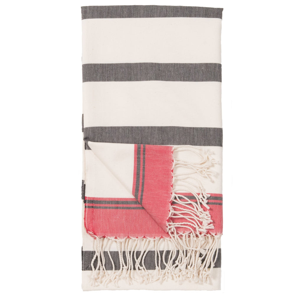 Body Towel - Sello - Zebra