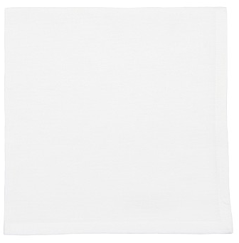 White Spectrum Napkin