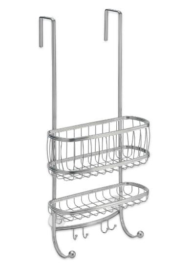 York Over Door Shower Caddy