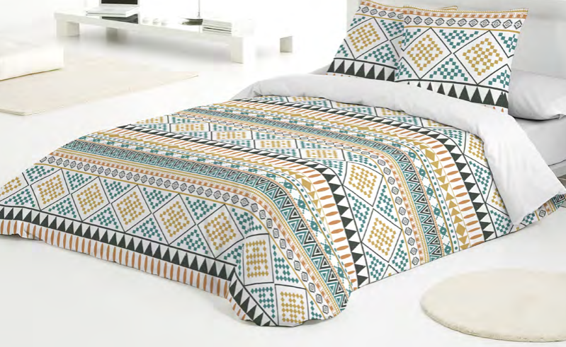 Zimbabwe Duvet Cover Set - Madison Mackenzie Home