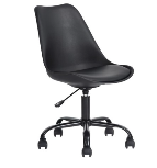 BLOKHUS BLACK RF LMKZ OFFICE CHAIR