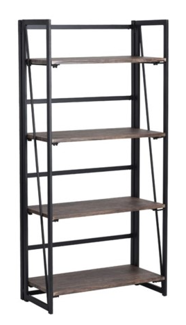 BACKER RECT. SHELF - WENGUE