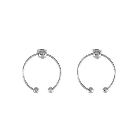 Wanderlust + Co - Ring In Earrings - Madison Mackenzie Home