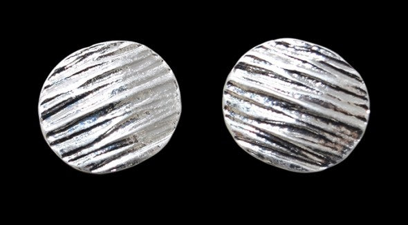 Round Post Earrings