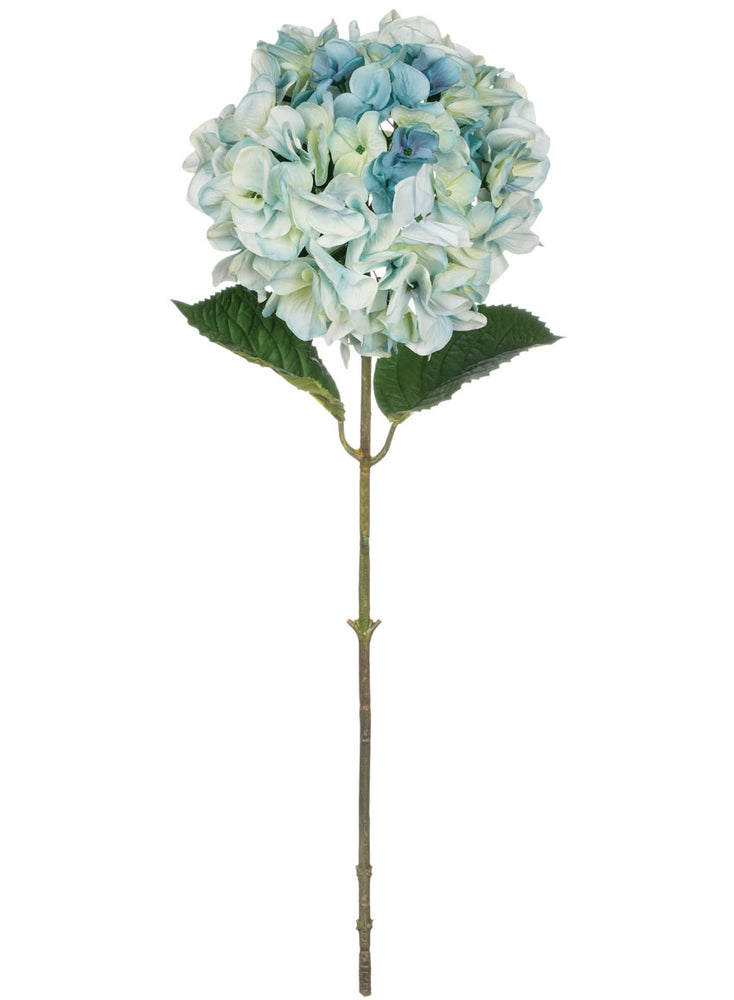 Blue Hydrangea Stem - Madison Mackenzie Home