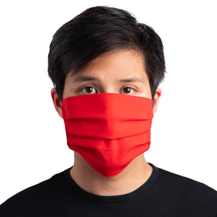 Fabric Face Mask (no wire)