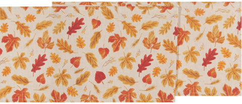 Autumn Harvest Table Runner