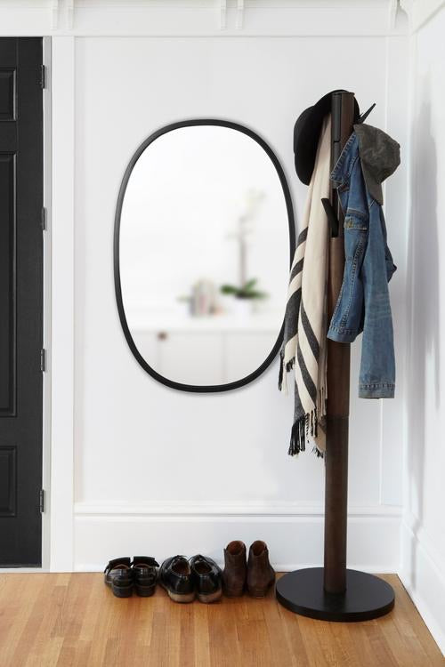 Hub Wall Mirror Oval