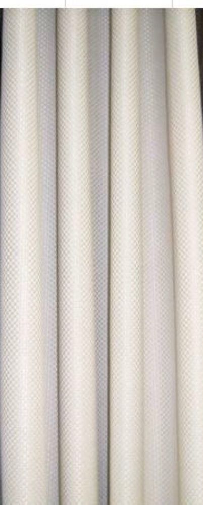 "Weave Drapery Panels Oyster 95"" Pair"