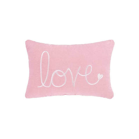 Velvet Love Pillow