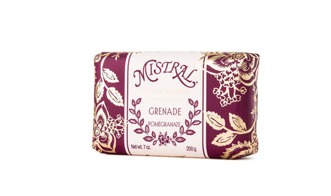 Mistral Pomegranate Boheme Soap