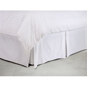 Beautiful Tailored King Bedskirt