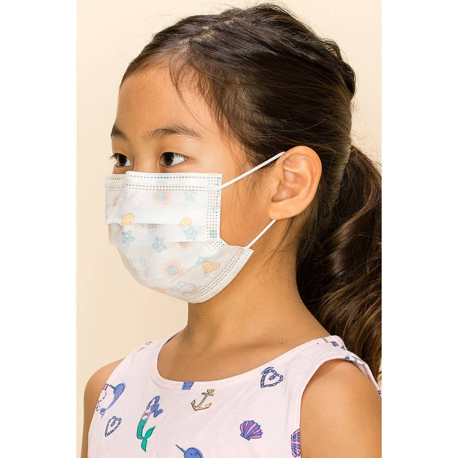 Kids Disposable Masks