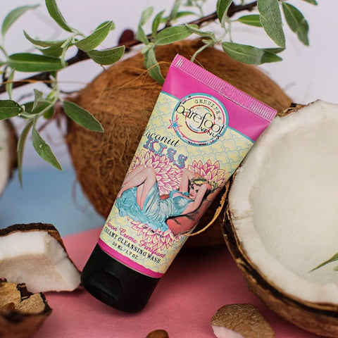 Coconut Kiss Creamy Cleansing Wash