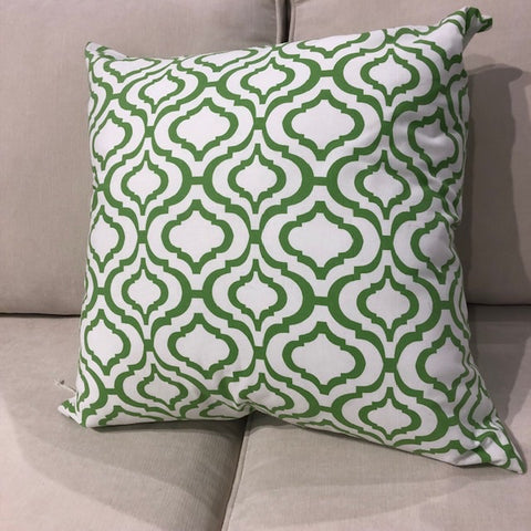 Bargello Grass 20x20 Pillow