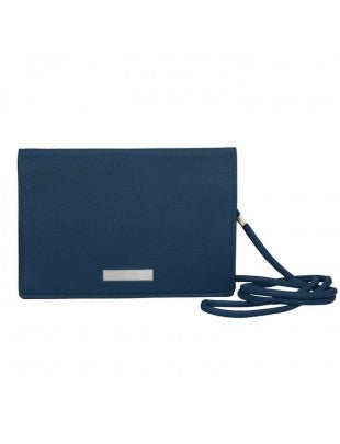 Crossbody Bag with Magnetic Flap
