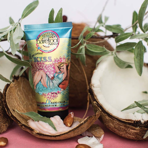 Coconut Kiss Macadamia Oil Hand Cream