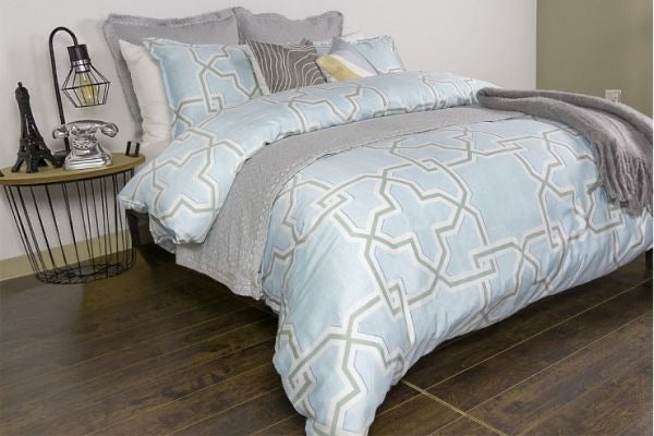 Wyken Duvet Cover & 2 Shams