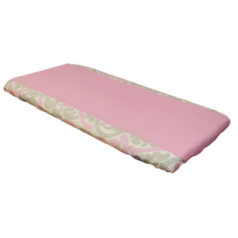 Change Pad Cover Pink Julep - Madison Mackenzie Home