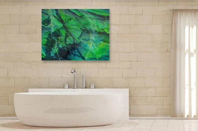 Art for Kitchens & Bathrooms!