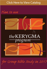 Kerygma Bible Studies - 2017 Catalog
