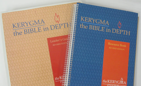 Kerygma: The Bible In Depth Leader Kit