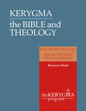 KERYGMA: the BIBLE & THEOLOGY 3 Resource Book by Donald McKim - The Kerygma Program