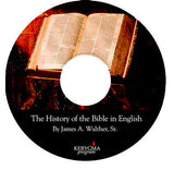 Kerygma's History of the Bible in English DVD by James Walther