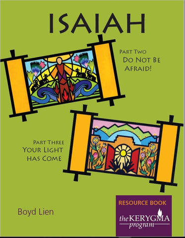 ISAIAH, Parts Two and Three Resource Book