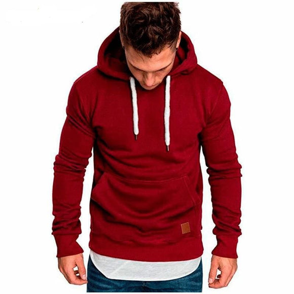 Contemporary Men's Kace Hoodie - Ultimate Shopping Lounge