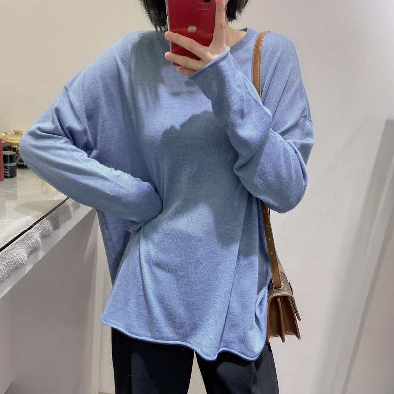 OVERSIZED SUPER SOFT SWEATER