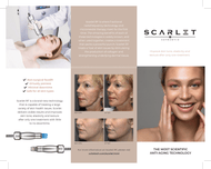 Scarlet Clinic Brochures - (50 Quantity)