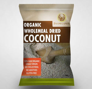 Coconut Product Packaging : Life On A Shelf