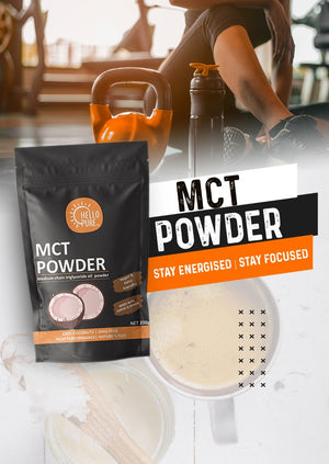 MCT (Medium Chain Triglyceride) Powder