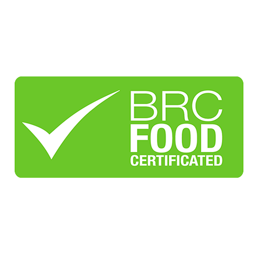 Hello pure BRC Food Certified