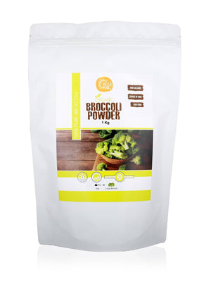 Broccoli Powder Organic - 1kg