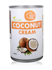 shan Coconut Cream Organic - BPA Free Can - 400ml