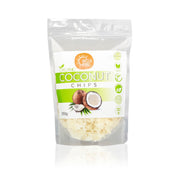 shan Coconut Chips - Organic Natural