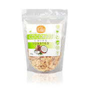 shan Coconut Chips - Organic Toasted
