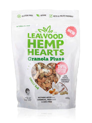 shan Hemp Granola Plus - 450g